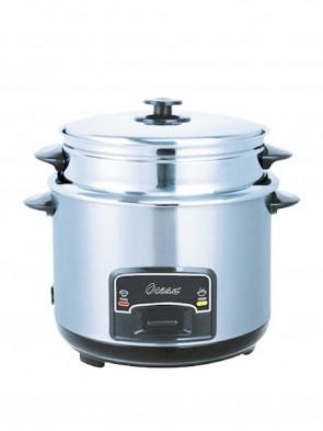 Ocean ORCS28 Rice Cooker 2.8L S/S - Blue