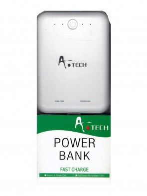 A.Tech 10400mAh Power Bank Y4N-104