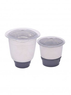 Miyako 3-In-1 Blender 1.5L 550W - White