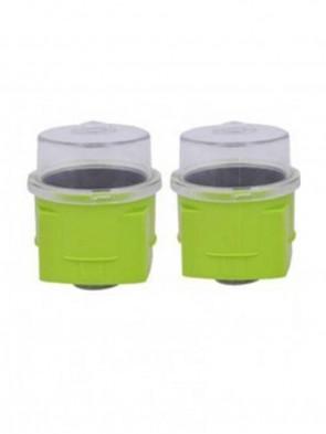 Miyako YT 242 1L Blender - Yellow and Green