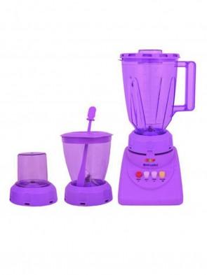 Miyako YT 2004 CH Blender 1.5L - Purple (3 Jar)