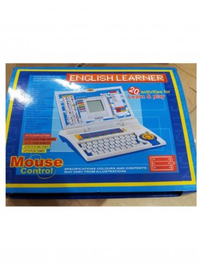 Kids English Learner Laptop 0010