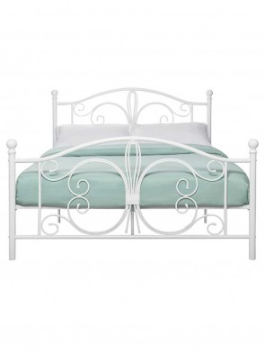 Wooden Bed 0012