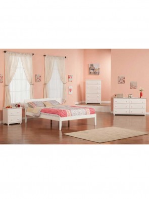 Wooden Bed 0015