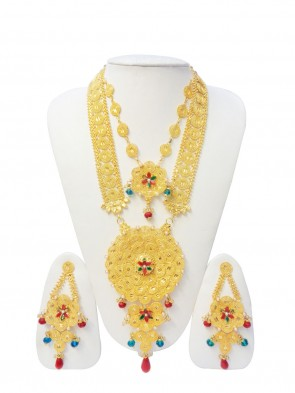 Gold Plated Set 0035