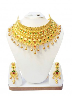 Gold Plated Set 0037