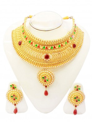 Gold Plated Set 0040