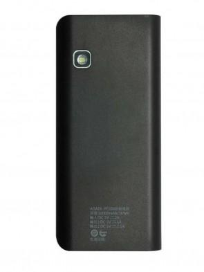 Adata 10000mAh Power Bank PT 100 Dual USB & LED Torch