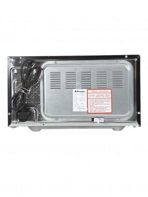 Miyako MD 25 B5 Microwave Oven - Black and Silver