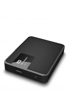 Western Digital 2TB USB 3.0 My Passport Ultra  Black