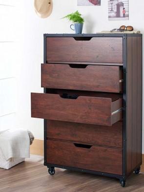 Wooden wardrobe 0017