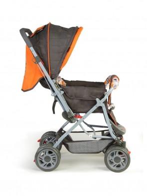 LuvLap Sunshine Baby Stroller (Orange)