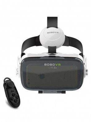 BOBOVR Z4 3D VR BOX New / IMAX VIRTUAL REALITY PRIVATE THEATER with Bluetooth Remote
