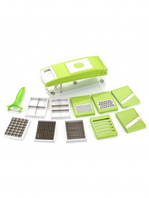 Genius Nicer Dicer Plus  - Green 0010