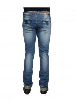 Chaina  Men's Slim Fit Jeans 0012