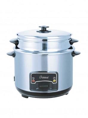 Ocean ORCS18 Rice Cooker 1.8L S/S - Blue