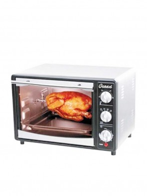 Ocean OEO18S Electric Oven W/R 18Lt - Silver