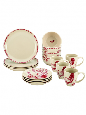 Monno 36 PCS DINNER SET 0018