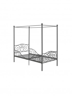 Wooden Bed 0013