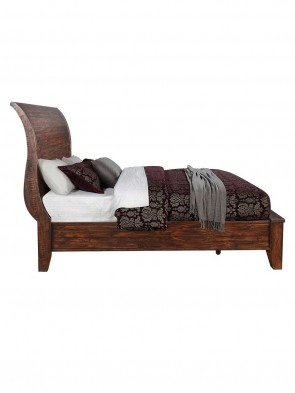Wooden Bed 0018