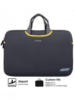 Aircase Laptop Bag 15.6'' Black  0010