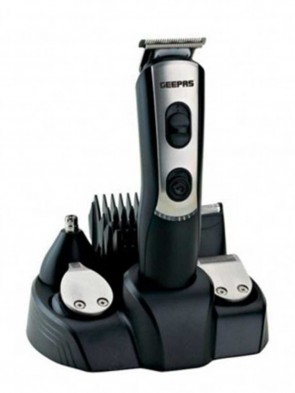 Geepas 9 in 1 Timmer & shaver & Nose Trimmer