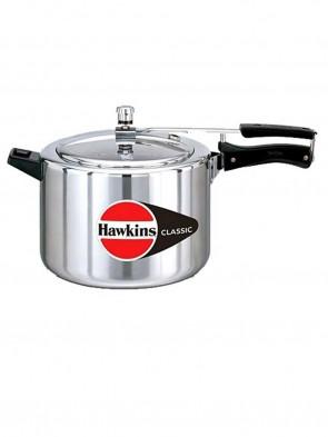 Hawkins Classic Pressure Cooker 5L – Aluminium 0010