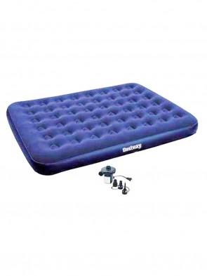 Bestway Inflatable Double Sofa Bed সাথে ৭৫০ টাকা সম মুল্যের ইলেক্ট্রিক এয়ার পাম্প ফ্রি