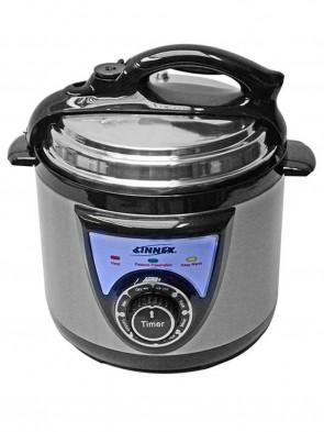 Linnex Electric Pressure Cooker 4L - Silver 0013
