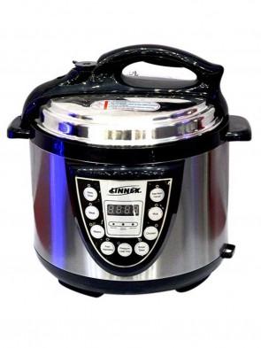 Linnex Electric Pressure Cooker 5L - Silver 0010