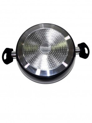Novena Deluxe Marble Saute Pan 24cm - 0013