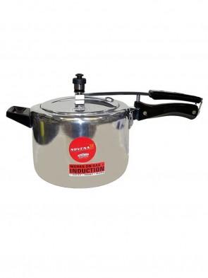 Novena Regular Pressure Cooker 3L – Aluminium 0010