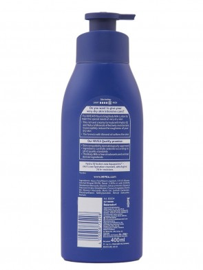 Nivea Nourishing Lotion Body Milk for Very Dry Skin, 400ml 0010