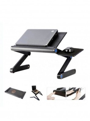 Multi Functional Laptop table with Cooling T9