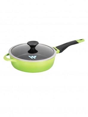 Walton Deep Fry Pan 28cm - Green 0010