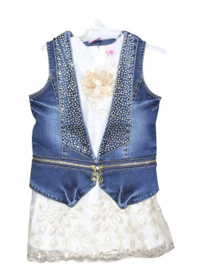 Original Indian Girls Dress Zany 052