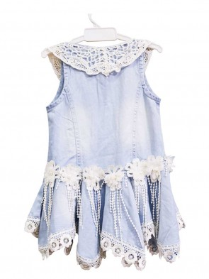 Original Indian Girls Dress Zany 053
