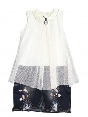 Original Indian Girls Dress Zany 058